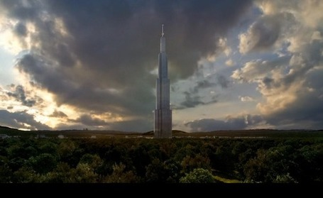 Why you can't be blasé about the next world's tallest building | D_sign | Scoop.it