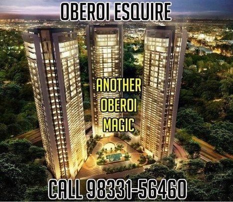 Oberoi Esquire Goregaon Mumbai | Real Estate | Scoop.it
