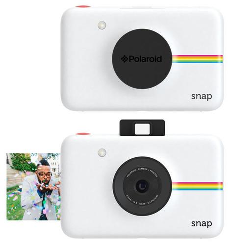 Polaroid Snap: A New 10MP Instant Digital Camera | Digital Photo | Scoop.it
