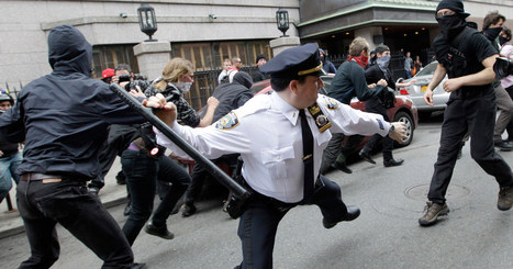 The N.Y.P.D. Misfires on Twitter   New Media in Transition   Scoop.it