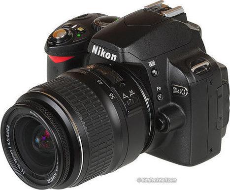 Nikon D40 Custom Setting Menu | Nikon d40 | Scoop.it