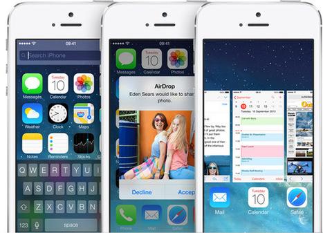 Apple (United Kingdom) - iOS 7 | Magik Applez | Scoop.it