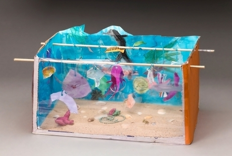 D is for… Dioramas – Your Own Little World « Grandmother Wren | Technology Resources - Lets build together | Scoop.it