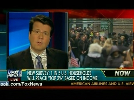 Fox Twists AP Report To Dismiss Income Inequality | Daily Crew | Scoop.it