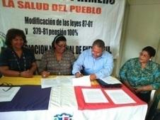 ADPRECEDISCI, FUNDOEN y ASONAEN firman acuerdo para prevención de la ceguera | Salud Visual (Profesional) 2.0 | Scoop.it
