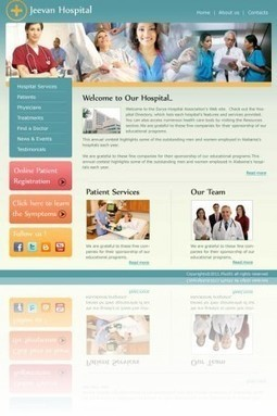 Medical Websites : Smart Health Care IT | healthcare technology | Scoop.it
