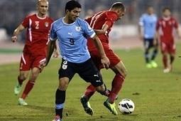 Prediksi Uruguay vs Jordan 21 November 2013 | Steven Chow | Scoop.it