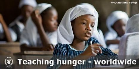Teachers | WFP | United Nations World Food Programme - Fighting Hunger Worldwide | Elementary Socials Resources | Scoop.it