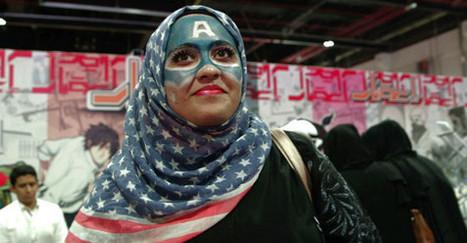 How Did Comic Con in Dubai Strike a Blow for Feminism? | Ladies Making Comics | Scoop.it