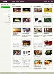 Spundge, outil de curation collaboratif | Les réseaux sociaux : je surveille, tu surveilles... | Scoop.it