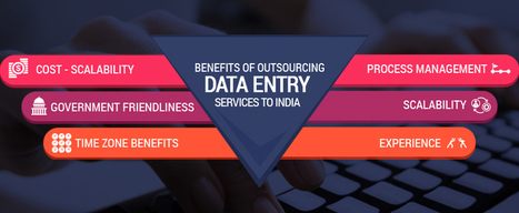 Top 5 Reasons: Why You Should Outsource Your Data Entry Services to India? | BPO Services India | Hi-Tech BPO Services | Scoop.it