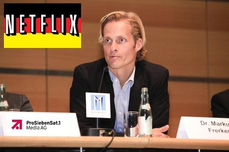 ProSiebenSat.1 not threatened by Netflix   OTT Services, Netflix, Amazon, Yahoo & Co   Scoop.it