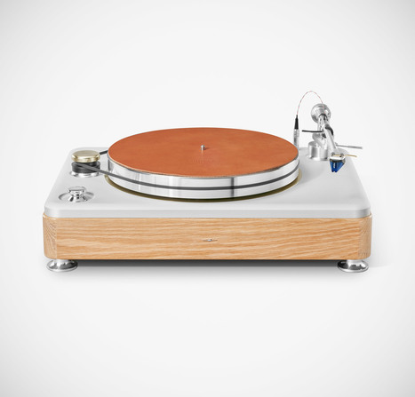 The Runwell Turntable By Shinola - Gessato Blog | DESIGN NOW | Scoop.it