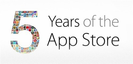Get 10 apps for free on the Apple App Store's 5th birthday - NBC News.com | In the Cloud | Scoop.it