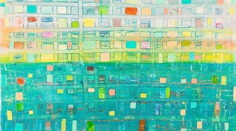 Cheryl Irwin's Paintings Invite Exploration and Reflection - Manhattan Arts International | Art World News with NYC Focus | Scoop.it