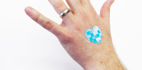 Wearable Tech 'Tattoos' have arrived | Innovation | Scoop.it