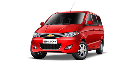 Chevrolet Enjoys with 'Enjoy' | Cars in India 2014 | Scoop.it