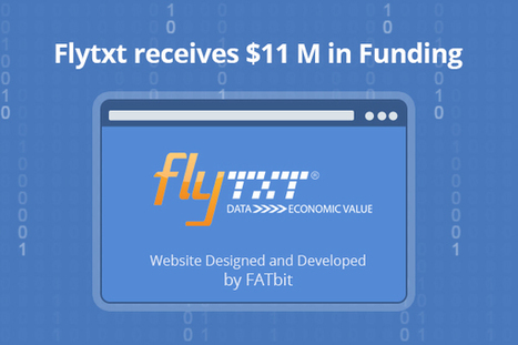 Flytxt Raises $11M in funding, FATbit Applauds as Web Solutions Partner   internet marketing   Scoop.it
