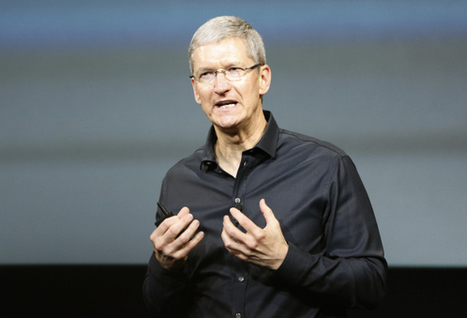 Apple CEO Tim Cook Gives Remarkable Speech on Gay Rights, Racism | TIME.com | Equality | Scoop.it
