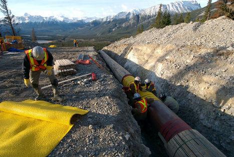 Trans Mountain Pipeline: Kinder Morgan seeks your input - Edson Leader | project management | Scoop.it