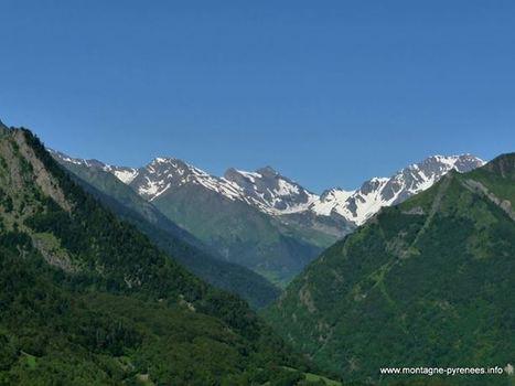 Aguilous et Campbielh depuis la montagne de Caneilles le 5 juillet 2013 | Facebook | Vallée d'Aure - Pyrénées | Scoop.it