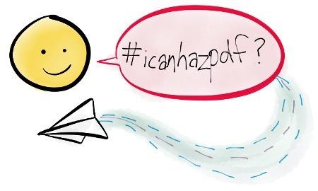 #IcanhazPDF : le hashtag secret qui partage la science | Gestion des connaissances et TIC pour le développement | Scoop.it