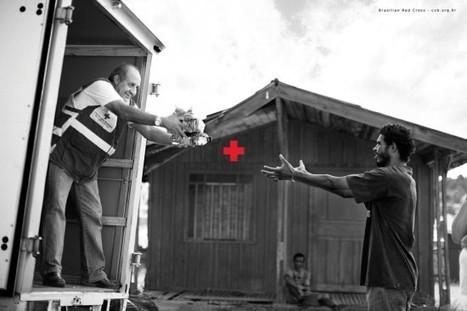 Red Cross Campaign   Fubiz™   Creative Feeds   Scoop.it