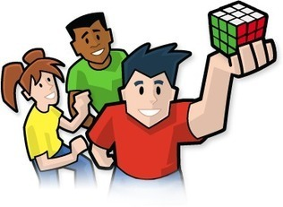 You CAN Do the Rubik's Cube! Community   Robinson Staff Resources   Scoop.it