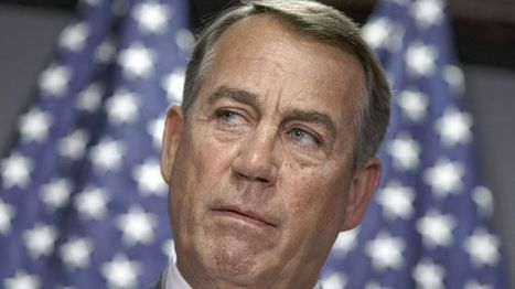 Boehner plans to file suit against Obama over alleged abuse of executive power | U.S. Government | Scoop.it