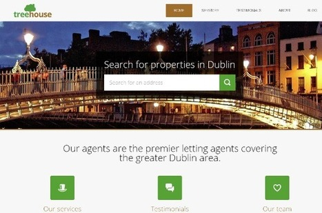 Letting agency website design - Rentview | Letting Agency Software | Scoop.it