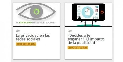 2 nuevos cursos gratuitos sobre privacidad en redes sociales y el impacto de la publicidad | Educacion, ecologia y TIC | Scoop.it