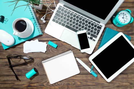 How to Create a Digital Portfolio for Your Job Interview | Everyday Interview Tips | Creating Portfolios | Scoop.it