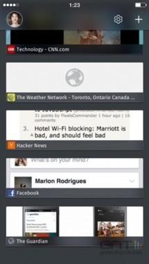 Firefox sur iOS : c'est (vraiment) pour bientôt | Téléphone Mobile actus, web 2.0, PC Mac, et geek news | Scoop.it