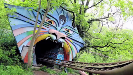 Berlin Buys Long-Abandoned Amusement Park | Strange days indeed... | Scoop.it