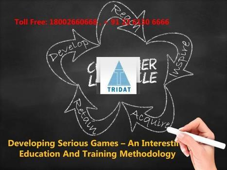 Developing Serious Games – An Interesting Education And Training Methodology | E-learning Solutions Company Mumbai India | Scoop.it