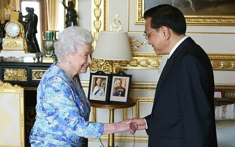 Could be the start of a beautiful friendship between UK and China - Telegraph | UK | Scoop.it