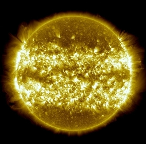 Stunning Video: 3 Years Of The Sun In 3 Minutes : NPR | James Unit 1 Film Page | Scoop.it