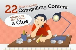 22 Ways to Write Great Content for Your Blog - BrandonGaille.com | Social Media Marketing | Scoop.it