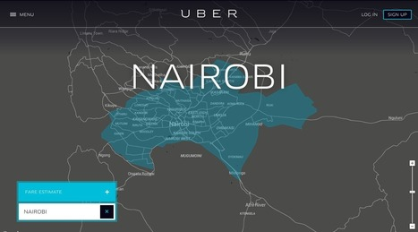 Uber Nairobi is Now Accepting Cash and Mobile Money Payments. Here's Why - TechCabal   AfrICT (Africa ICT) News   Scoop.it