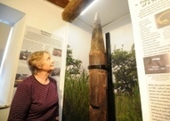 Ancient timber post on display at Beccles museum | Archaeology News | Scoop.it