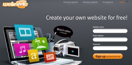 Create your own website for free! | 21st Century Literacy and Learning | Scoop.it