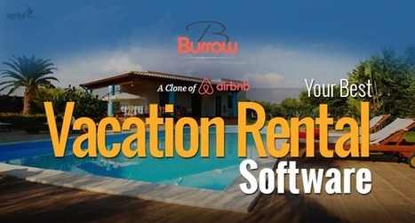 Airbnb clone, an informed choice to create online vacation rental marketplace | BookOrRent - Booking Software, Rental Software - Agriya | Scoop.it