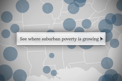 Suburban poverty soars - Economy | Human Geo Hrea | Scoop.it