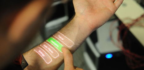 The next wearable technology could be your skin | Cyborg Lives | Scoop.it