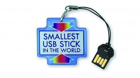 """Deonet unveils the """"world's smallest"""" USB stick 