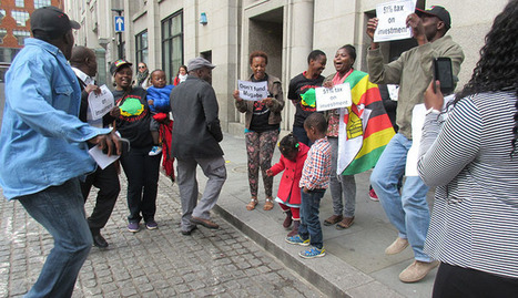 minister and zanu pf cronies flee demo in london - Bulawayo24 News (press release) (blog) | NGOs in Human Rights, Peace and Development | Scoop.it