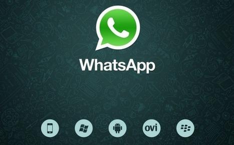 WhatsApp is not selling to Google | marketingonline | Scoop.it