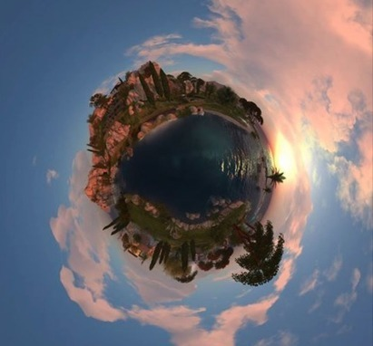 Cool Tool Turns Second Life Locales Into Little Planets | Second Life and other Virtual Worlds | Scoop.it
