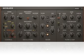 Native Instruments Monark Synthesizer | New Music Technology | Scoop.it