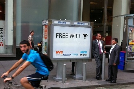 New York starts turning payphones into free Wi-fi hotspots | MobileandSocial | Scoop.it